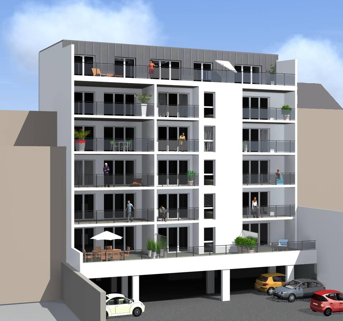 acheter un appartement neuf en centre ville de LE HAVRE76