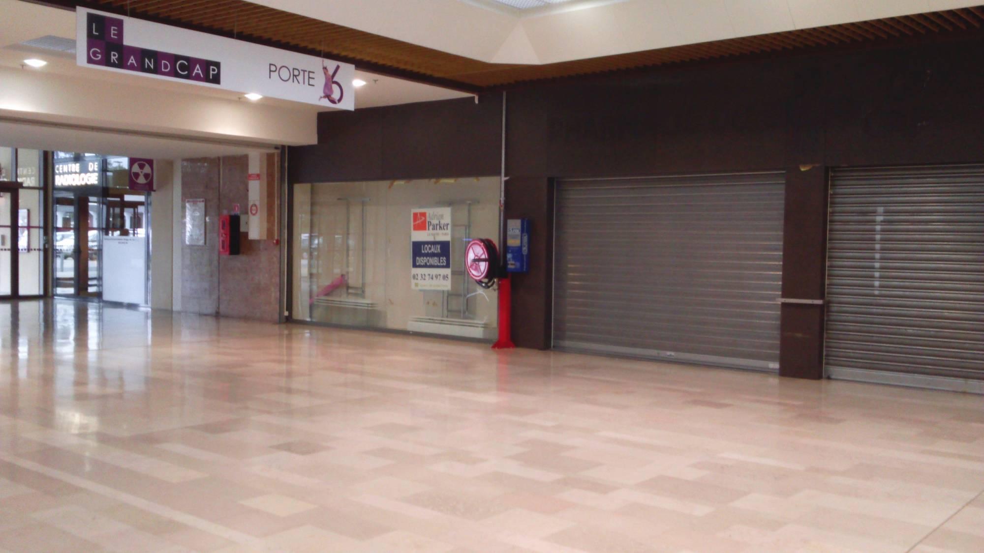 acheter un local commercial dans un centre commercial à LE HAVRE 76