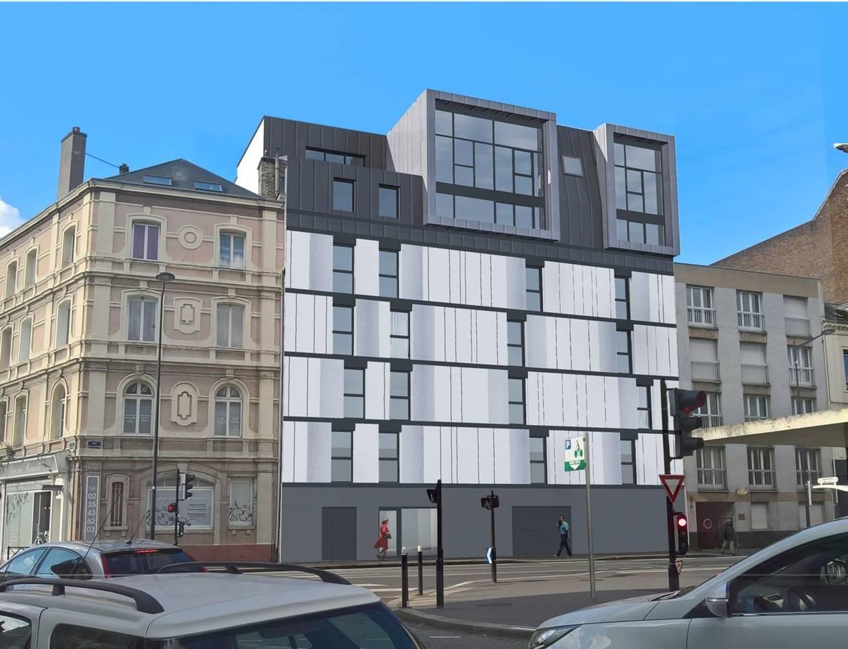 vente d'un appartement neuf de standing